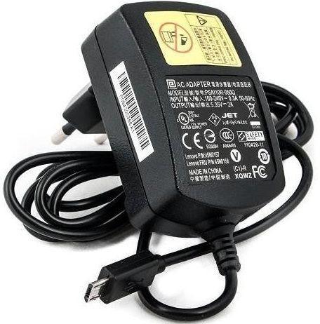 Зарядное устройство для планшетов Acer Iconia Tab micro USB (5.35V 2A) PowerPlant (AC10NMICR)