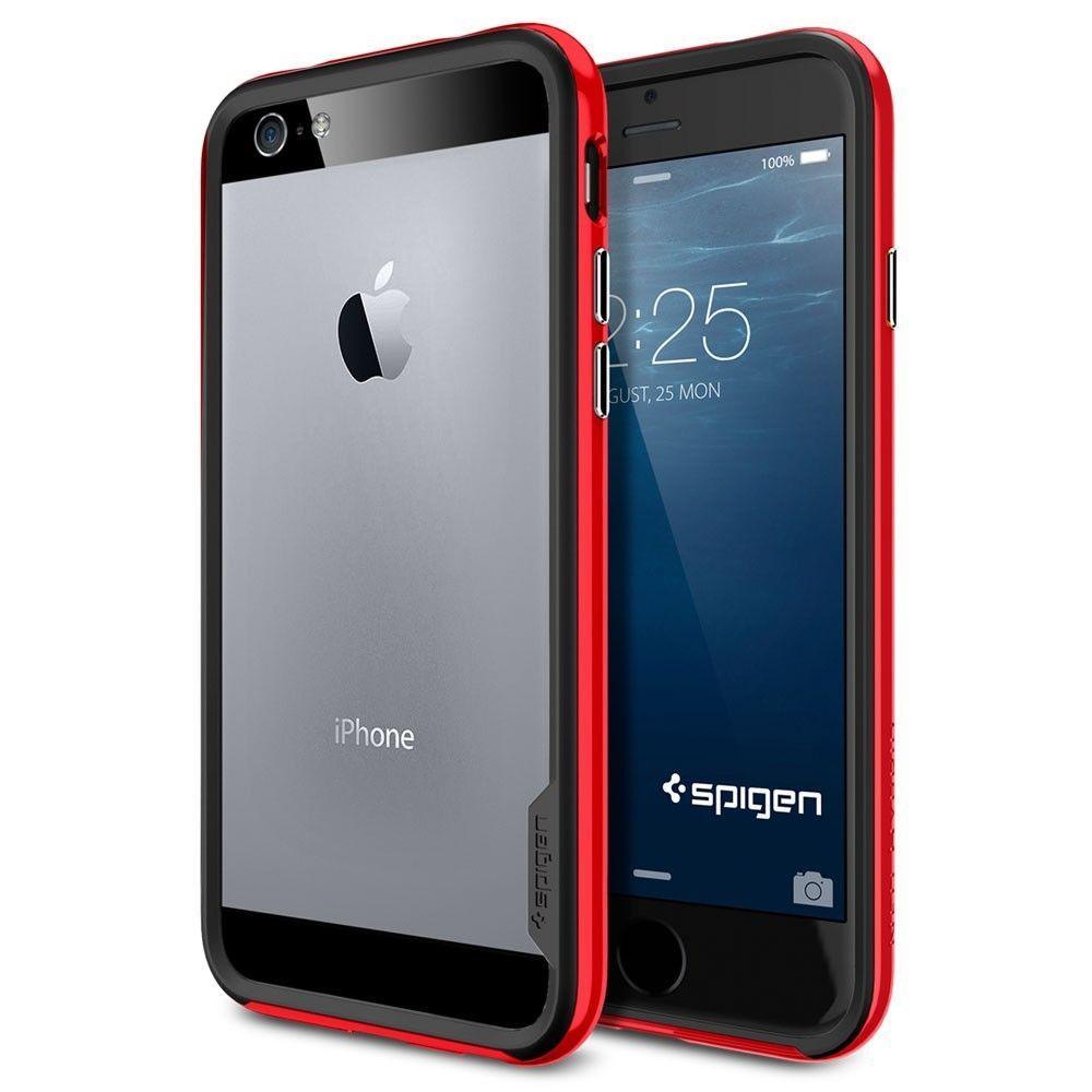 Чехол Spigen Neo Hybrid EX Series Apple iPhone 6, iPhone 6S Dante Red (SGP11025)