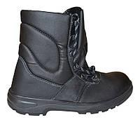 Ботинки кожаные Zenkis S 091 S1P CI