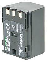 Аккумулятор для видеокамеры Canon NB-2L12, NB-2L14 (1600 mAh) DV00DV1004 PowerPlant, фото 1