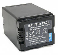 Аккумулятор для видеокамеры Panasonic VW-VBN390 (3750 mAh) DV00DV1365 ExtraDigital, фото 1