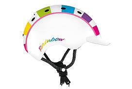 Велошлем Casco Mini 2 Rainbow