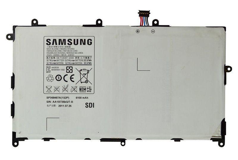 Аккумулятор для планшета Samsung P7310 Galaxy Tab 8.9 / SP368487A (6100 mAh) Original