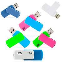 Флешка USB GooDRam 32GB COLOUR MIX USB 2.0 (UCO2-0320MXR11)
