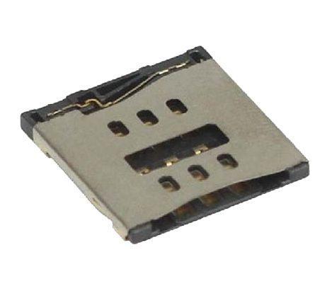 Коннектор SIM-карты Apple iPhone 5S