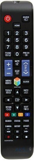 Пульт для телевизора Samsung UE32F5500AW (149236)