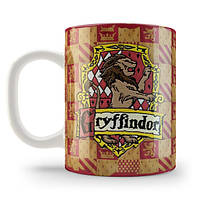 Кружка чашка Гриффиндор Гарри Поттер