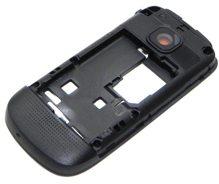 Средняя часть корпуса Nokia C2-05 Black
