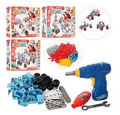 Мозаика конструктор Metr+ 661-336-337-338
