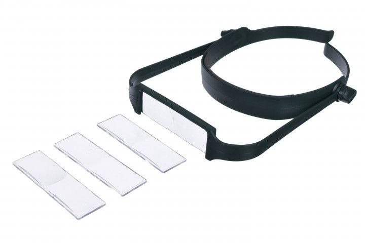 Лупа бінокулярна (налобні) Magnifier 81004 3.5 x max