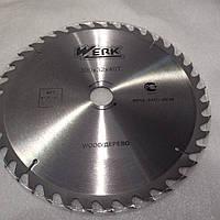 Пильный диск по дереву Werk (300*32*40Т)