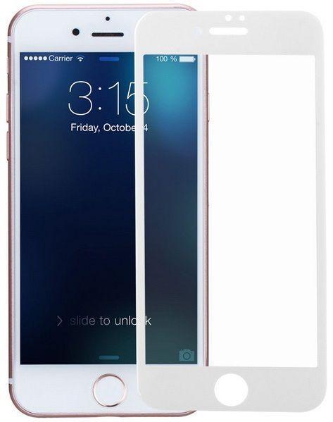 Защитное стекло BeCover 3D Apple iPhone 7 Plus, iPhone 8 Plus White (701043)