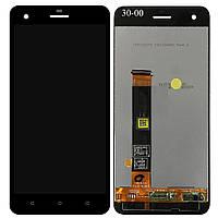 Дисплей (экран) для телефона HTC Desire 10 Pro Dual Sim + Touchscreen Black