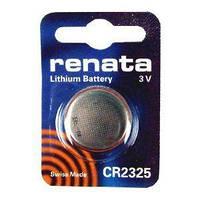 Батарейки Renata CR2325 1шт