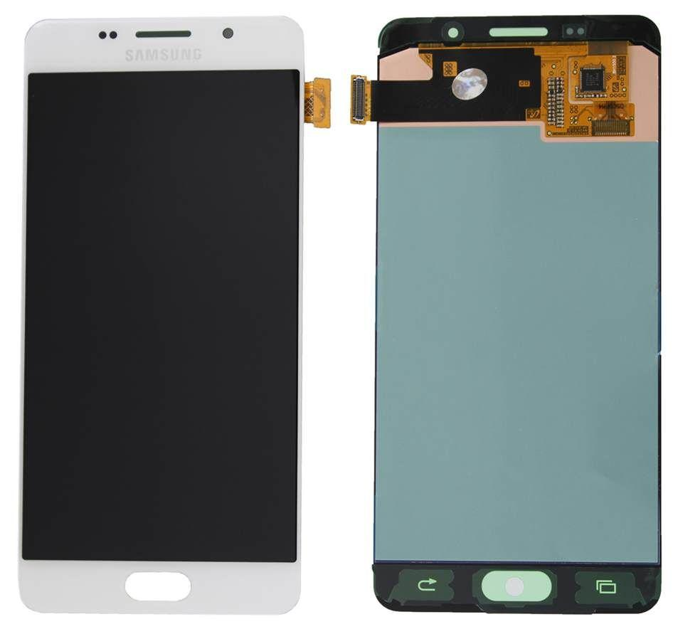 Дисплей Samsung Galaxy A7 A710 (2016), A7100, A710F, A710FD, A710M, A710Y + Touchscreen (OLED, high copy)