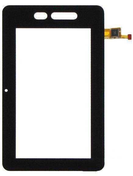 Сенсор (тачскрин) Reellex TAB-703 (195x118, #Topsun-V6A-B, XC-1372) Black
