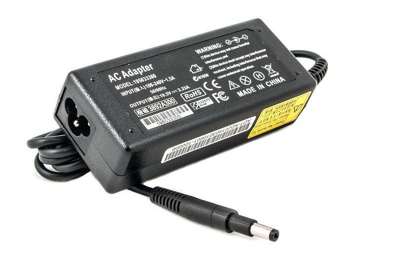 Блок живлення для ноутбука HP 19.5 V 4.74 A 65W (4.8x1.7) HP65G4817 PowerPlant