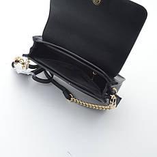 Жіноча сумка через плече сіра H3956 сіра, фото 3