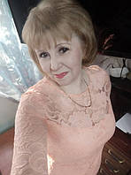 Платье Гипюр фото от нашего клиента