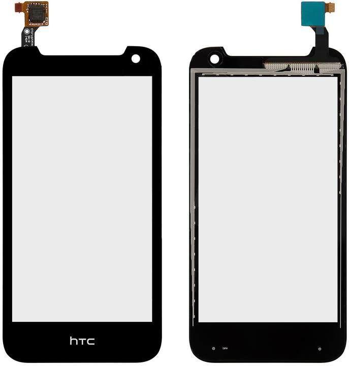 Сенсор (тачскрин) HTC Desire 310 (128x63.5) Black