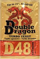 Турбо - дрожжи DoubleDragon D48