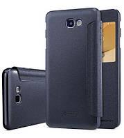 Чехол Nillkin Sparkle Leather Series Samsung G570 Galaxy J5 Prime Black