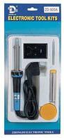 Набор для пайки Zhongdi Industry ZD-920A  (паяльник, нихромовый, 30Вт, 400°C, расходные материалы)