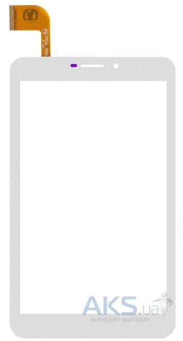 Сенсор (тачскрин) Nomi C070020 Corsa Pro (183x104) White
