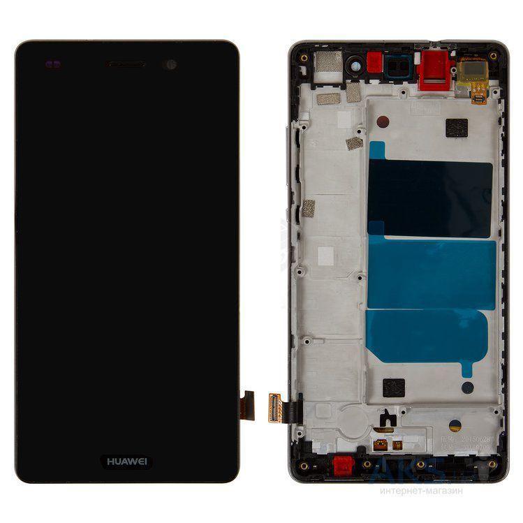 Дисплей (экран) для телефона Huawei GR3 2017, Honor 8 Lite, Nova Lite 2016, P8 Lite 2017, P9 Lite 2017, PRA-L11, PRA-L21, PRA-LA1, PRA-LX2, PRA-LX1,
