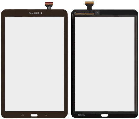 Сенсор (тачскрин) Samsung Galaxy Tab E 9.6 T560, T561 Brown