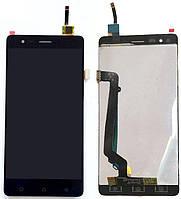 Дисплей (экран) для телефона Lenovo Vibe K5 Note A7020a40, Vibe K5 Note Pro A7020a48 + Touchscreen Black
