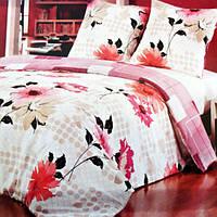 Комплект постельного белья семейный Elway 3782 Flo