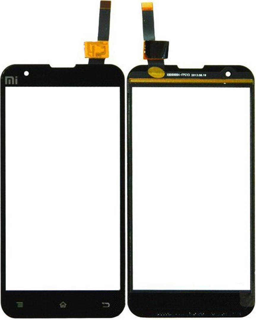 Сенсор (тачскрин) Xiaomi Mi2a Black