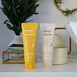 Шампунь с экстрактом манго для сухих волос EVAS Pedison Institut-beaute Mango Rich Protein Hair Shampoo, 100мл, фото 6