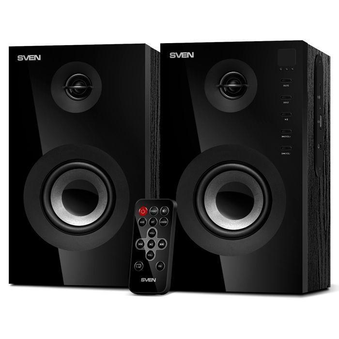 Колонки акустические Sven SPS-615 Black