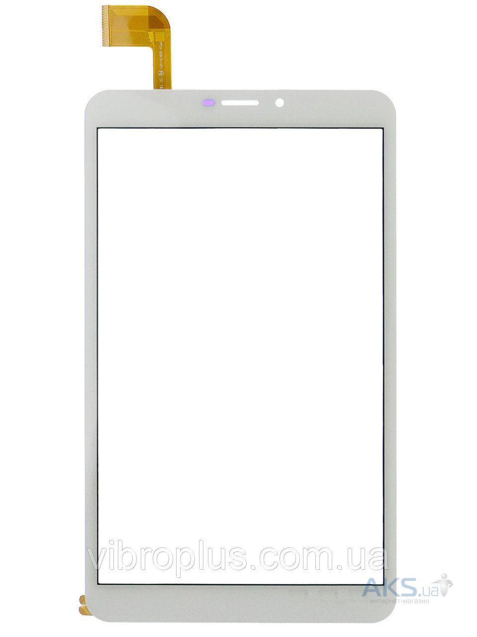 Сенсор (тачскрин) Bravis NB85 3G IPS (204x120, 51pin, #FPCA-80A15)  White