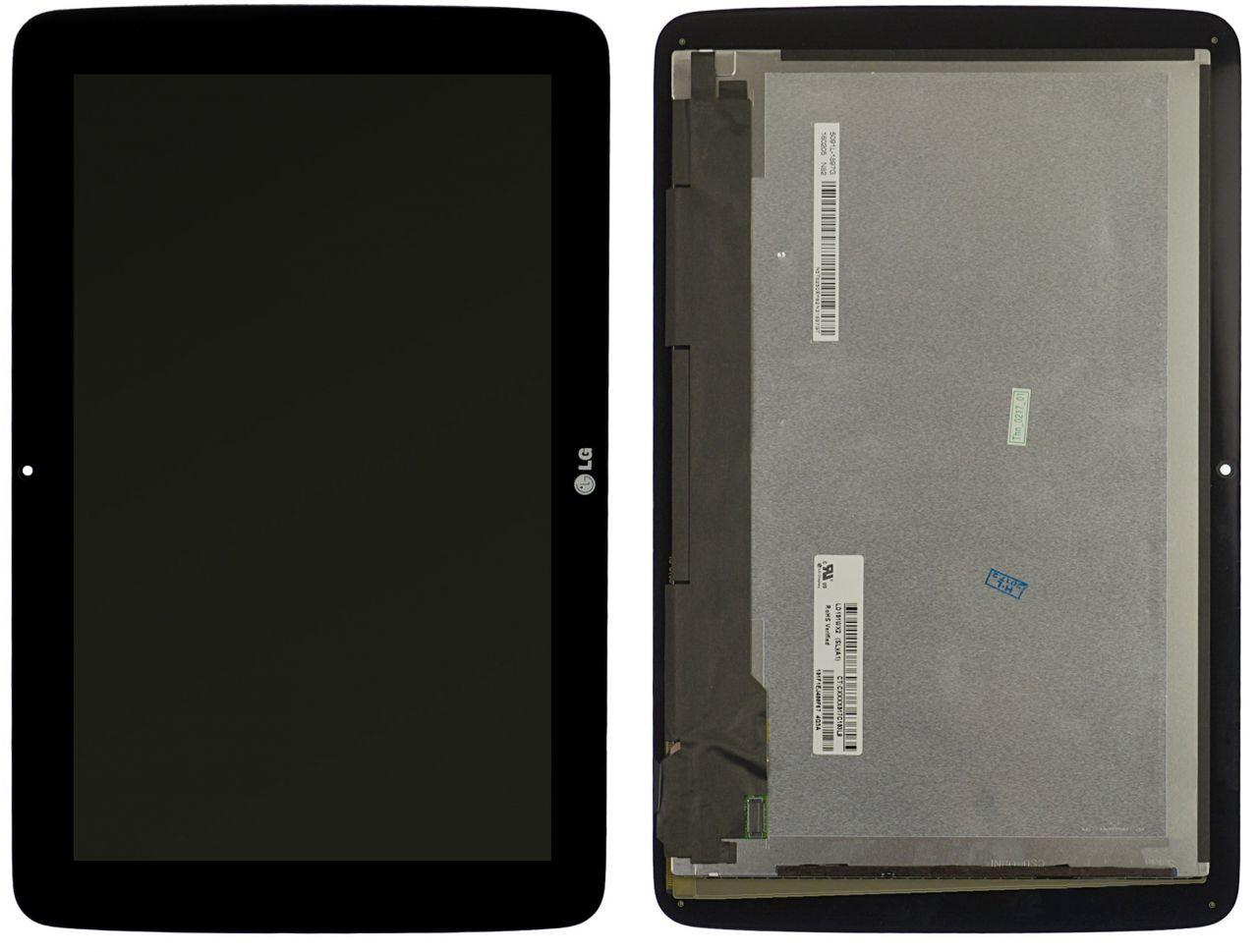 Дисплей для планшета LG G Pad 10.1 V700 + Touchscreen (original) Black