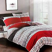 Комплект постельного белья евро Elway 5009