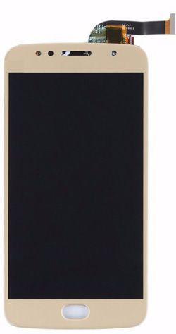 Дисплей Motorola Moto G5s XT1792, XT1793, XT1794, XT1795, XT1799 + Touchscreen Gold