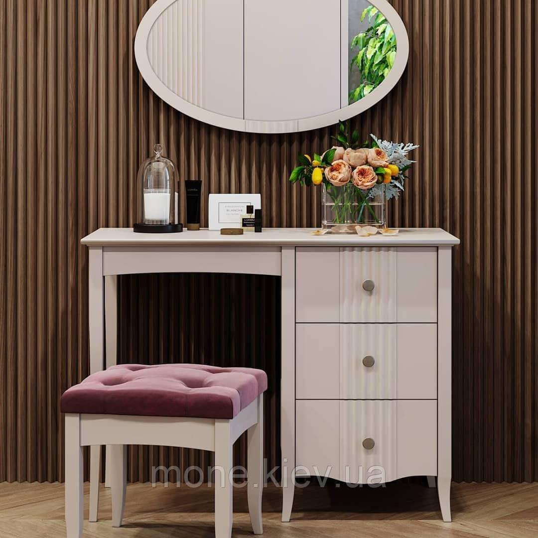 Туалетний столик з дзеркалом Софія