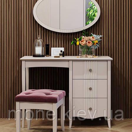 Туалетний столик з дзеркалом Софія, фото 2
