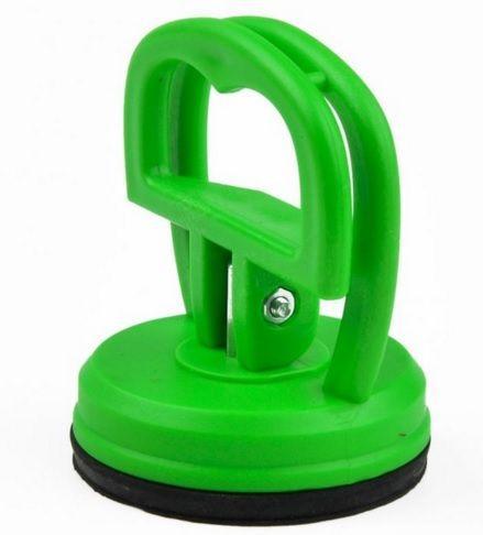 Присоска вакуумная для стекла (зеленая) KAiSi