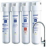 Проточный фильтр для воды Аквафор Кристалл Эко Н