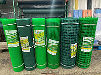 Забор пластиковый, ячейка 50х50мм. рул. 1х20м. КЛЕВЕР (сетка садовая)
