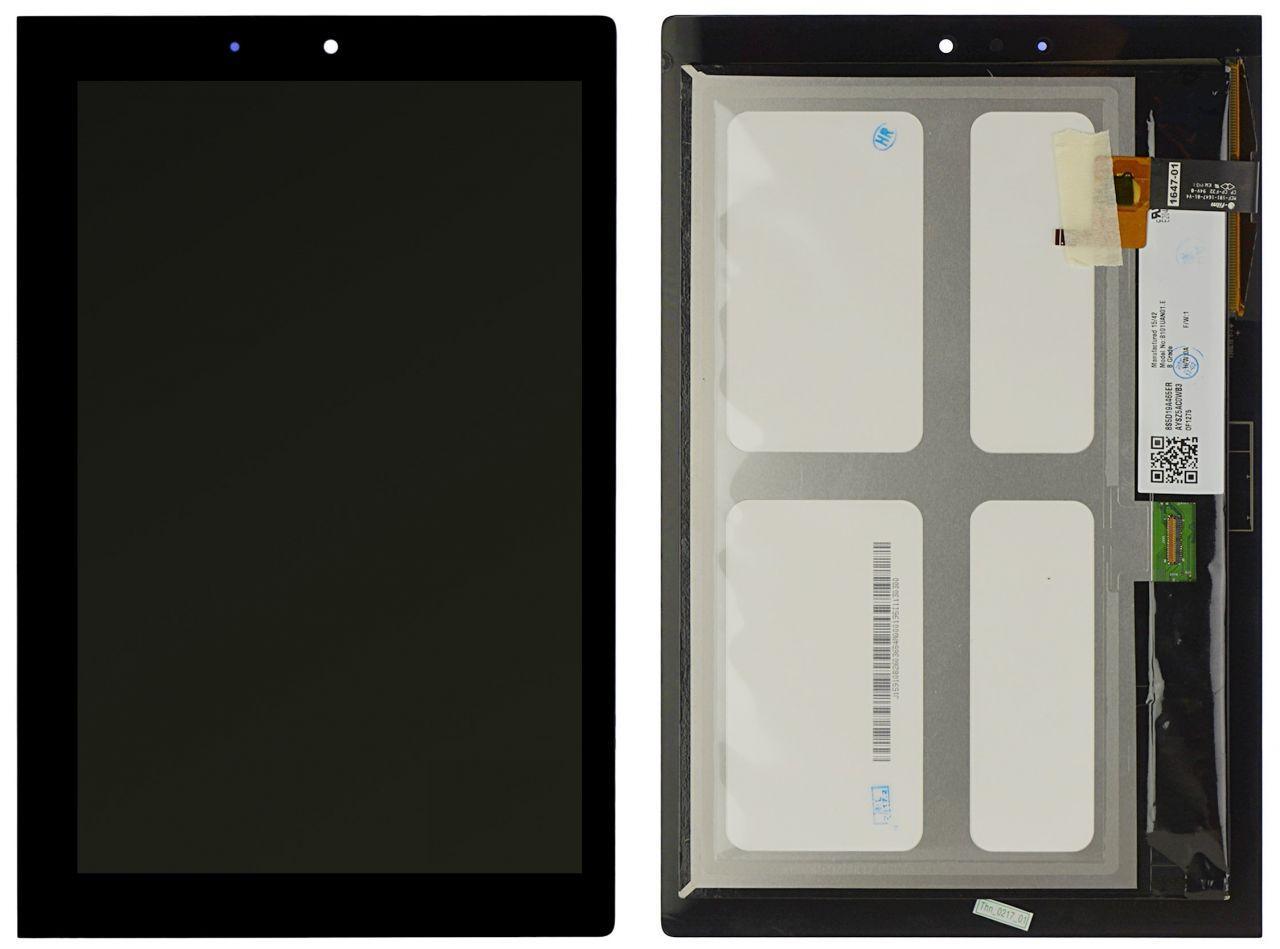 Дисплей для планшета Lenovo Yoga Tablet 2 1050 + Touchscreen Black