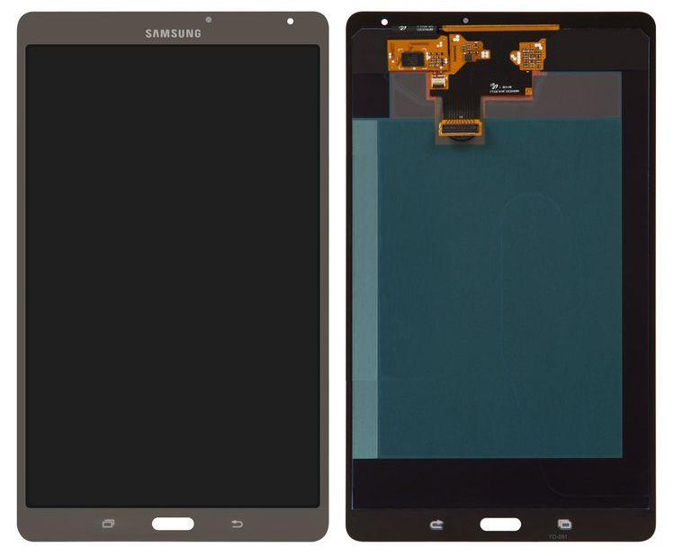 Дисплей для планшета Samsung Galaxy Tab S 8.4 T700 (Wi-Fi) + Touchscreen Gray