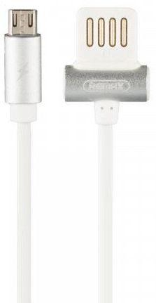 Кабель USB Remax Waist Drum Fast Charging RC-082m Micro USB White