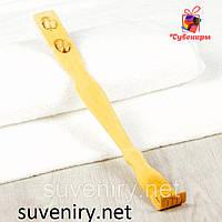 Дерев'яна вилка чесалка для спини хорошої якості