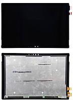 Дисплей для планшета Microsoft Surface Pro 4 1724 (39pin) + Touchscreen Black