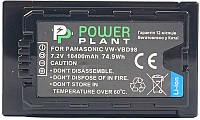 Аккумулятор для видеокамеры Panasonic VW-VBD98 (10400 mAh) CB970100 PowerPlant, фото 1